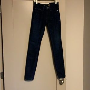 Pilcro and the Letterpress Skinny jeans